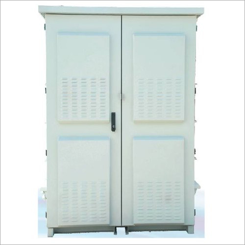Svarn IP 55 Floor Type Battery Telecom Cabinet