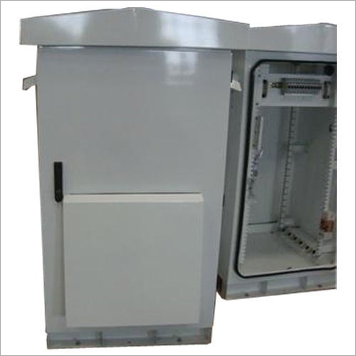 Svarn Stainless Steel Telecom Cabinet