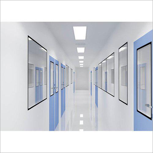 Svarn Clean Room Modular Panel
