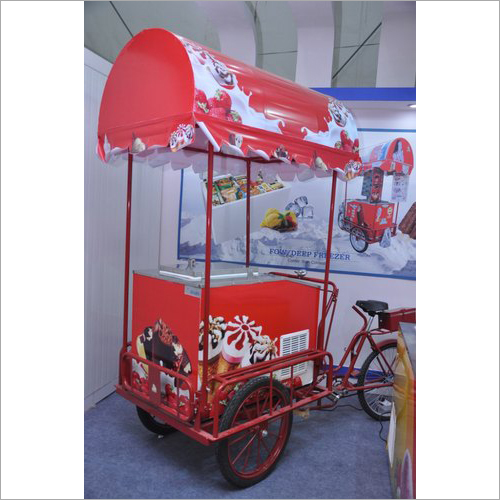 Ice Cream Cart