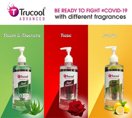 Trucool Ethanol Based Hand Rub (Hand Sanitizer)
