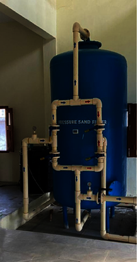 Pressure Sand Filter 5000 to 25000 Lph