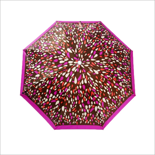 Fashionable Printed Umbrella