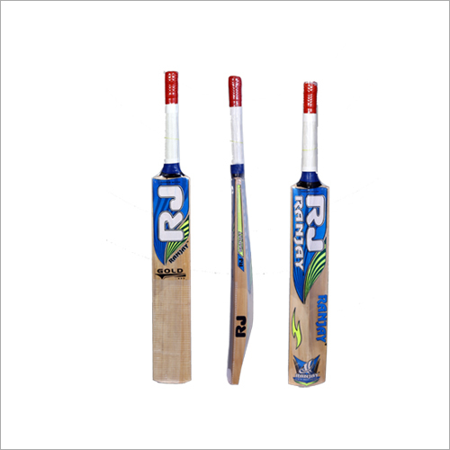 RJ-GOLD Kashmiri Willow Cricket Bat
