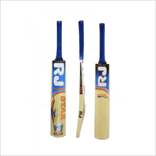 RJ Star Himachal Willow Cricket Bat