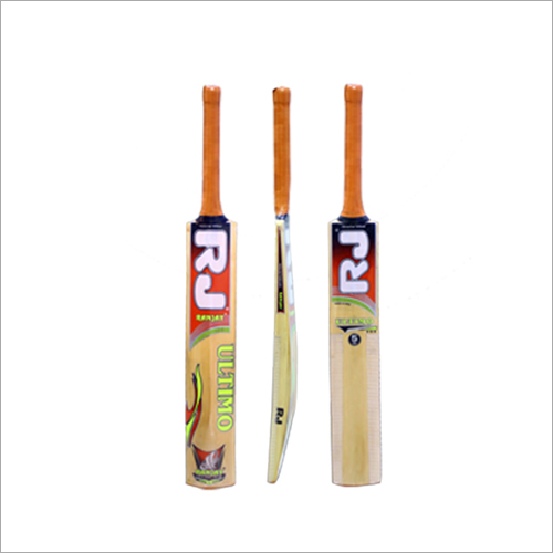 RJ Ultimo Himachal Willow Cricket Bat