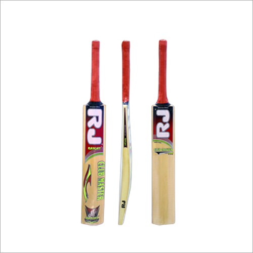 RJ-CLUB MASTER Himachal Willow Cricket Bat