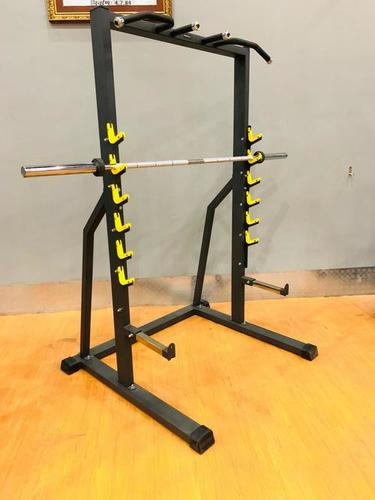 SQUAT RACK WITH CHINUP
