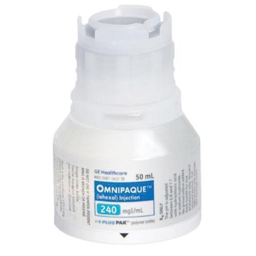 Ge Healthcare Omini Paque  50mlx350MG
