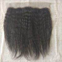 Kinky Straight Frontal Hair