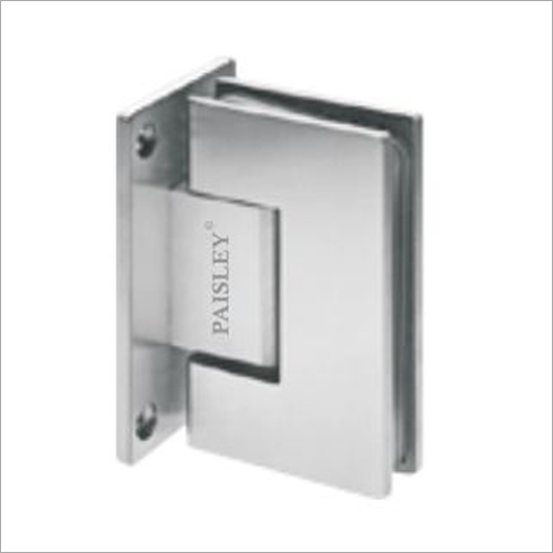 Wall to Glass 90 Degree Hinges
