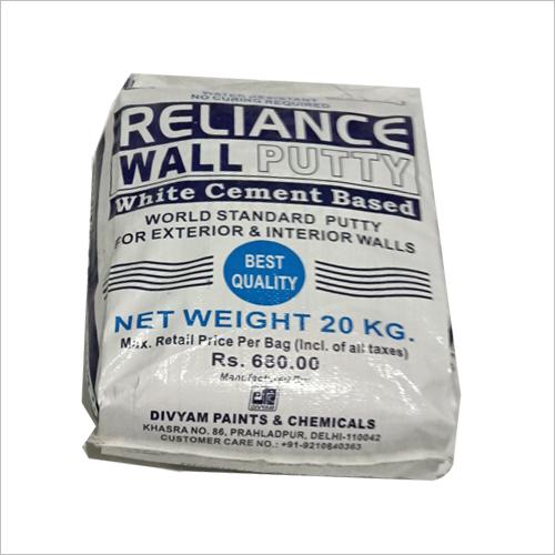 Reliance Wall Putty