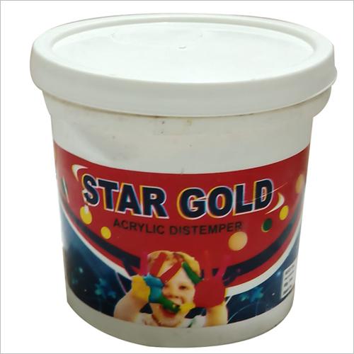 Star Gold Acrylic Distemper