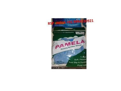 PAMELA QUALITY RUBBER GLOVES