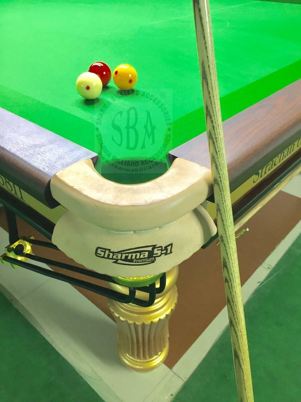 Sharma S-1 Premium Billiard Table (BSFI APPROVED)