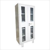 Office Almirah With Glass Door