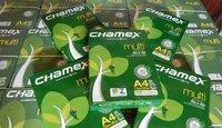 Best Quality Chamex A4 Copy Paper/A4 CopyPaper 70gsm / 75gsm/ 80gsm A4 Dust Free Copy Paper