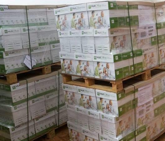 Chamex Papel / MultiOffice A4 Copier Paper 80gsm / BLC Copier Paper 70gsm