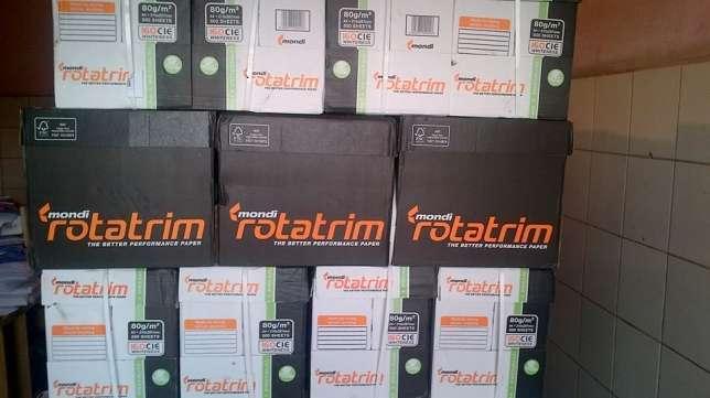 Mondi Rotatrim A4 Copy Paper 80gsm,Mondi Rotatrim A4 Copy Paper Grade A Grade A Mondi Rotatrim Copy Paper 80gsm