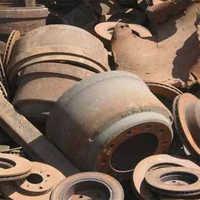 MS Bundles Turning Scrap and Hard Coal
