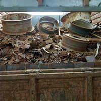 Caste Iron Metal Scrap