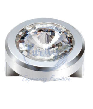 Aluminium Diamond Mirror Bracket