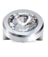 Aluminium Diamond Mirror Bracket