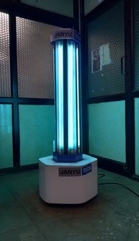 UVC SUPER BLASTER UV DISINFECTION ROBOT