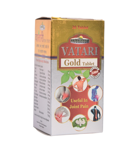 10 tab Vatari Gold Joint Pain Tablets