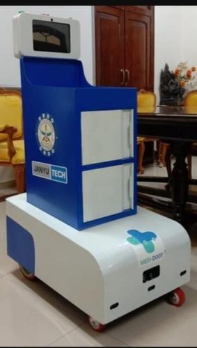Medi-Doot Smart Medical Trolley
