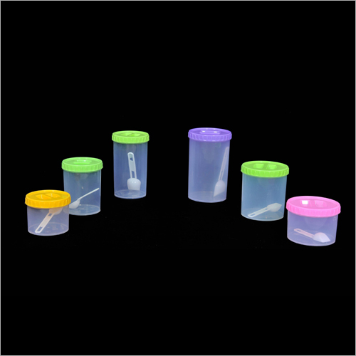 6 Pcs Container Set