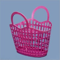Plastic Fruit Basket With Handle