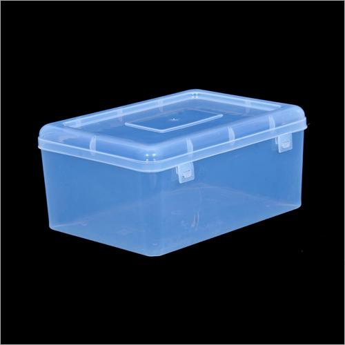 Transparent Plastic Box