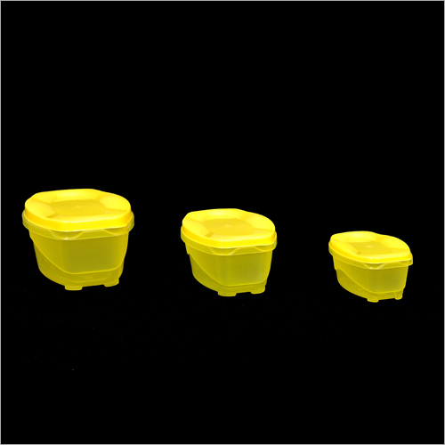 Plastic Food Small Container