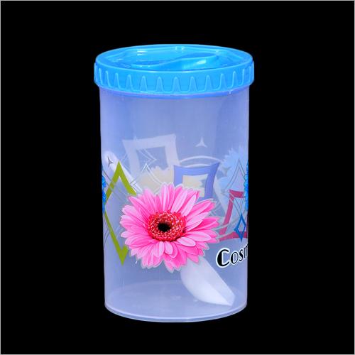 Plastics Printed Container