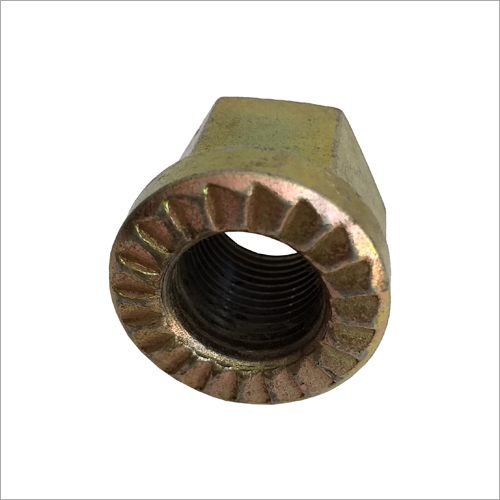 Flange Serrated Nut