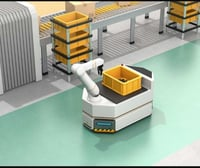 Material Handling Automation System
