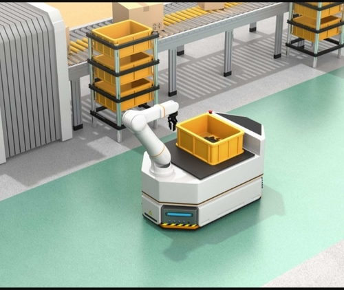 Material handling automation systems