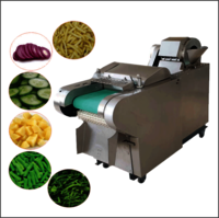 Vegetable Cutting Machine