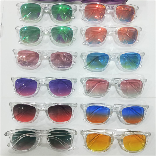 Mercury Sheet Frame Sunglass
