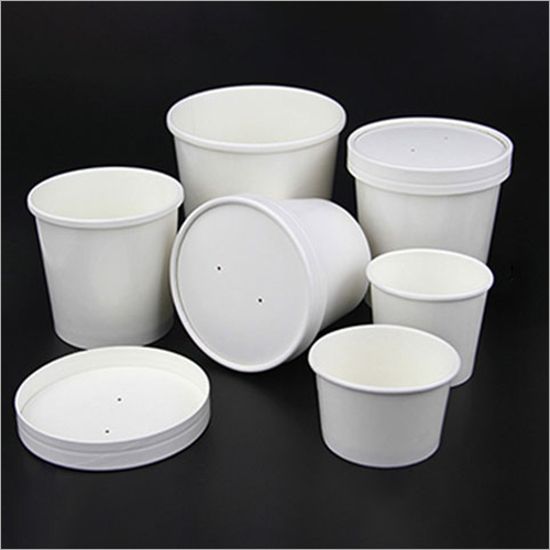 Plain Food Container