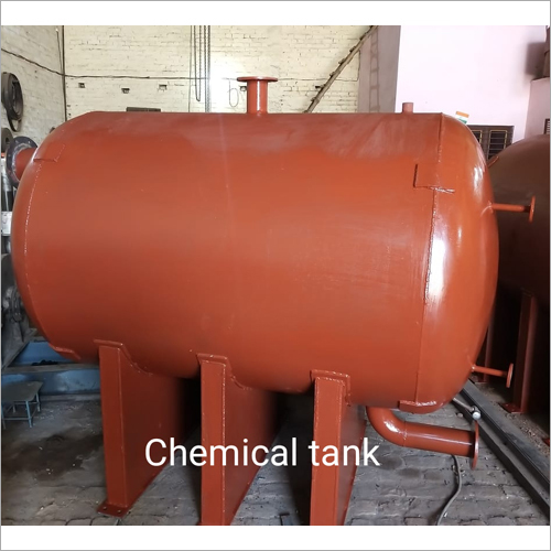 Chemical Tank Spare Parts