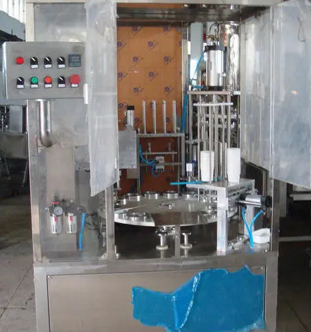Curd Filling Machine