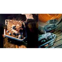 Cast Iron Dispo Drum Motor Part Scrap