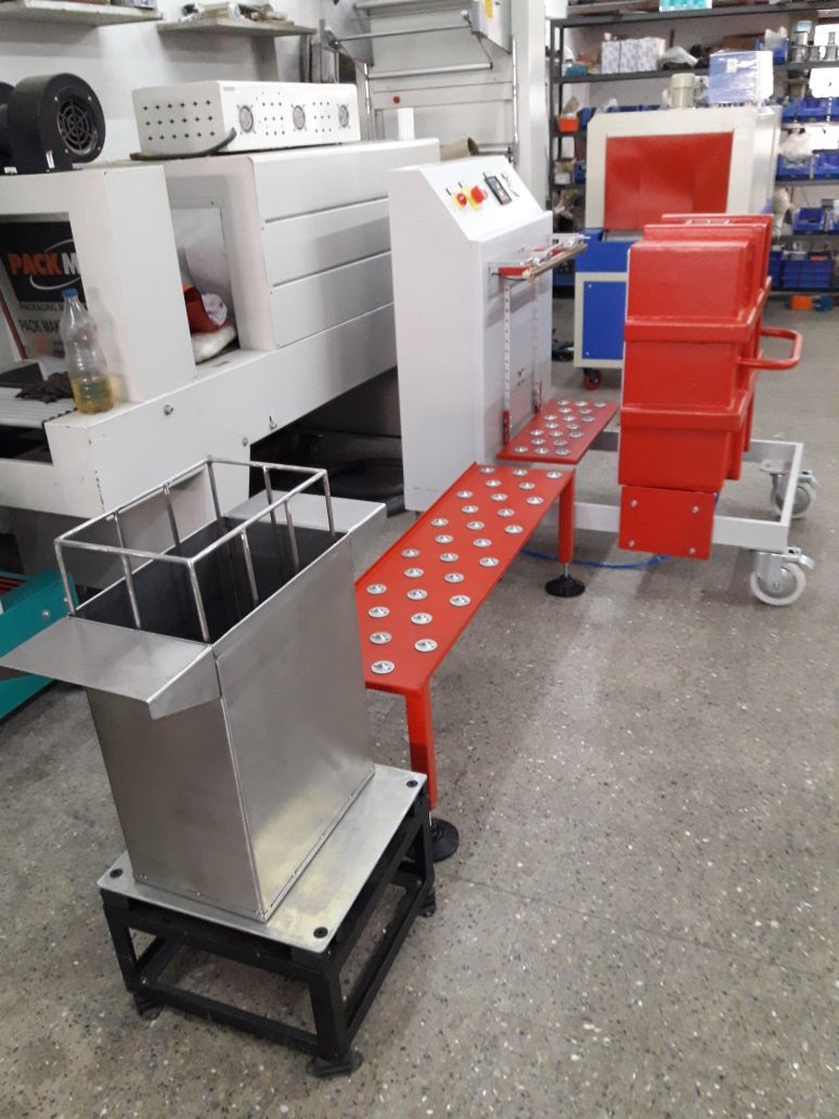 Vertical Vacuum Packing Machine 25kg