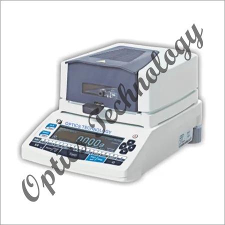 Microprosser Based Moisture Analyzer