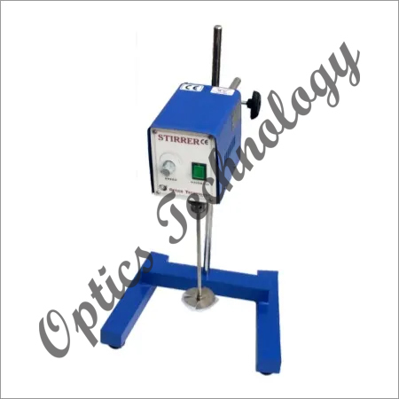 Lab Stirrer With Variable Speed & S S Shaf