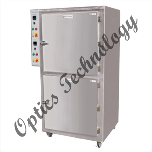 Double Decker Oven Bacteriological Incubator