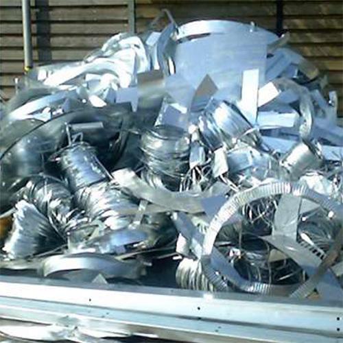 Galvanized Steel Scrap for Manufacturing Purpose