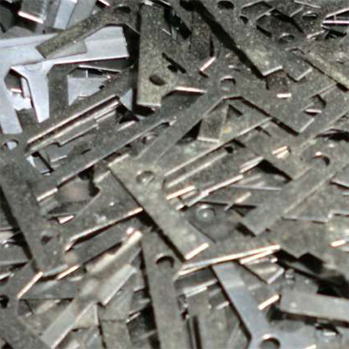 Duplex or Stainless Steel Scrap
